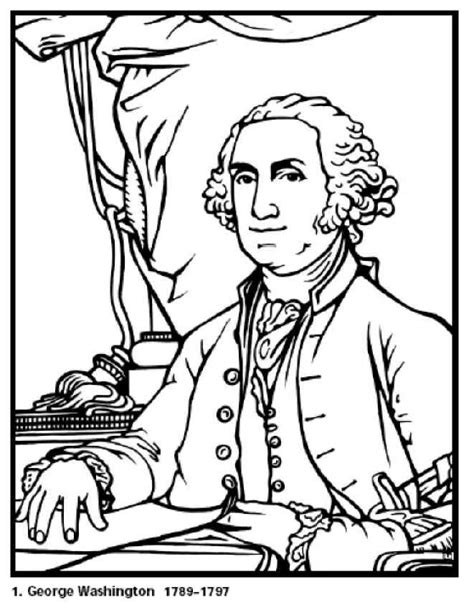 abe lincoln coloring page coloring home