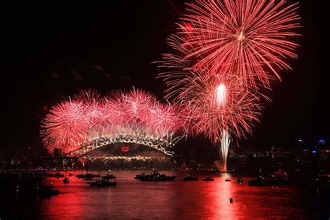 new year australia new year celebrations australia and new zealand world