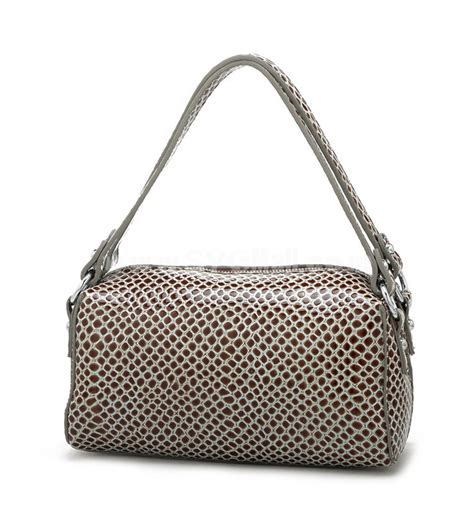 Mens Daily Bag Greenlight simple luxurious pattern cow leather soild color shoulder