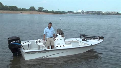 xpress skiff review 2002 kenner 18 v 135 youtube