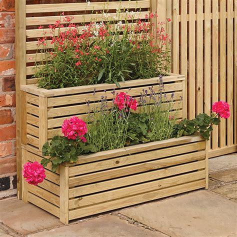 Next Garden Planters by Buy Garden Creations Outdoor Tier Planter