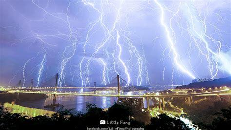 Lighting Storms Hkfp Lens More Surreal Shots Of Hong Kong S Supernatural