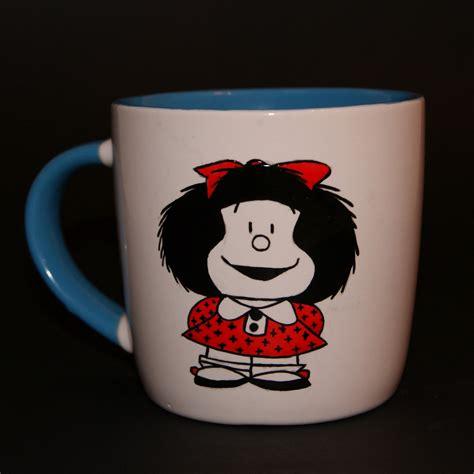 taza mafalda hoy muerdo 8862129130 retratos y accesorios custom mafalda