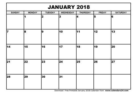 free printable 2018 calendar pretty and colorful free printable
