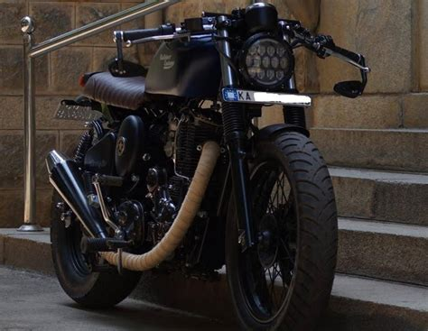 modified bullet bikes modified royal enfield bikes inspired by captain america