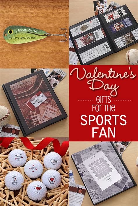 gifts for him sports fan valentine s day gifts for the sports fan