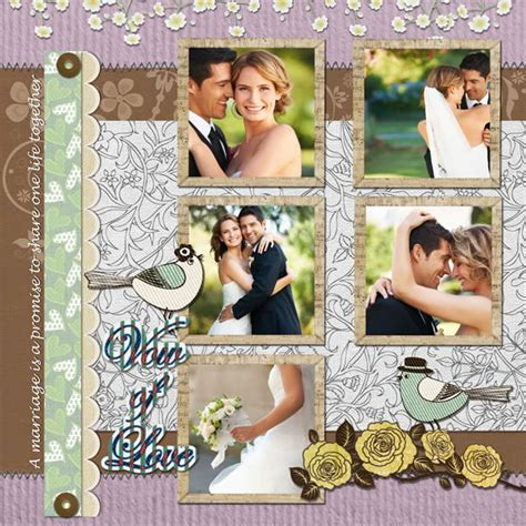 wedding scrapbook templates wedding scrapbook templates wedding scrapbook designs