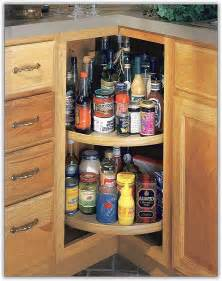 Kitchen Cabinet Spice Organizer - kitchen lazy susan corner cabinet organization home design ideas