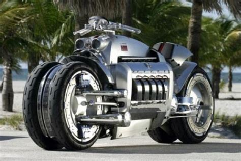 Tomahawk Motorrad dodge tomahawk motorrad studie bilder autobild de