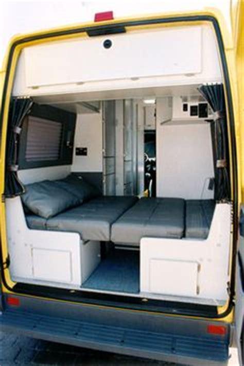 Design Your Own Motorhome by Conversion Van On Pinterest Sprinter Van Camper Van