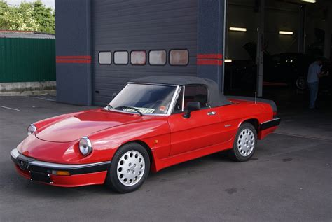 Alfa Romeo Forums by Forum Alfa Romeo Spider Auto Titre