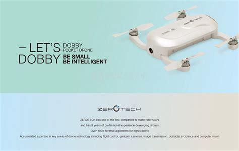 Drone Dobby Zerotech zerotech dobby 13mp 4k support gps glonass
