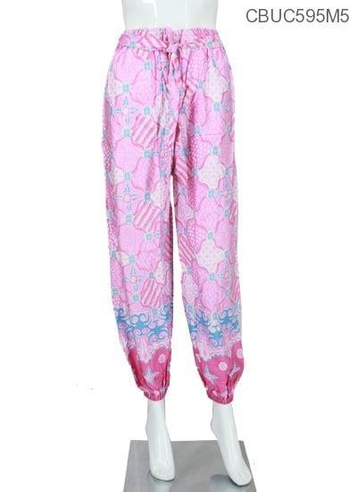 Pgp Celana Santai Motif Celana Aladin Murah Celana Wanita celana aladin motif nagasari kembang bawahan rok murah
