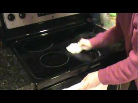 how to remove scratches from glass cooktop how to fix or clean a glass stove top the easy way