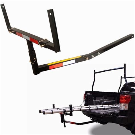 bed extender rack a04 pick up truck bed hitch extender extension rack e go bike