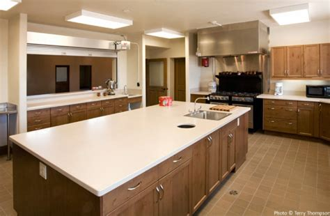 Church Kitchen Design by St James Episcopal Church Taos Design Build