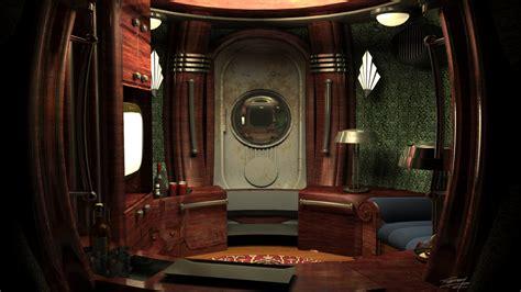 Interior Design Work bioshock tim flattery