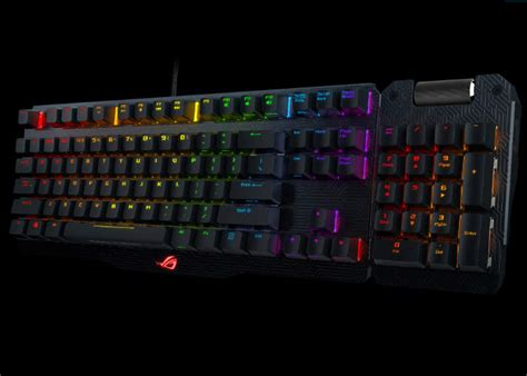 Keyboard Asus Rog Claymore Asus Rog Claymore Series Keyboard With Detachable Number