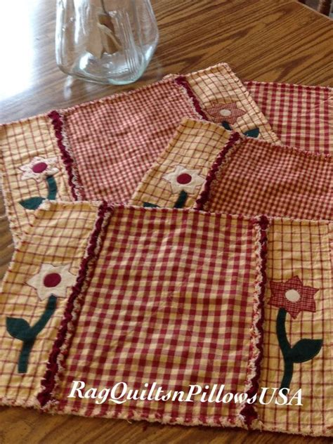 country placemats and table runners 41 best country placemats and table runners images on