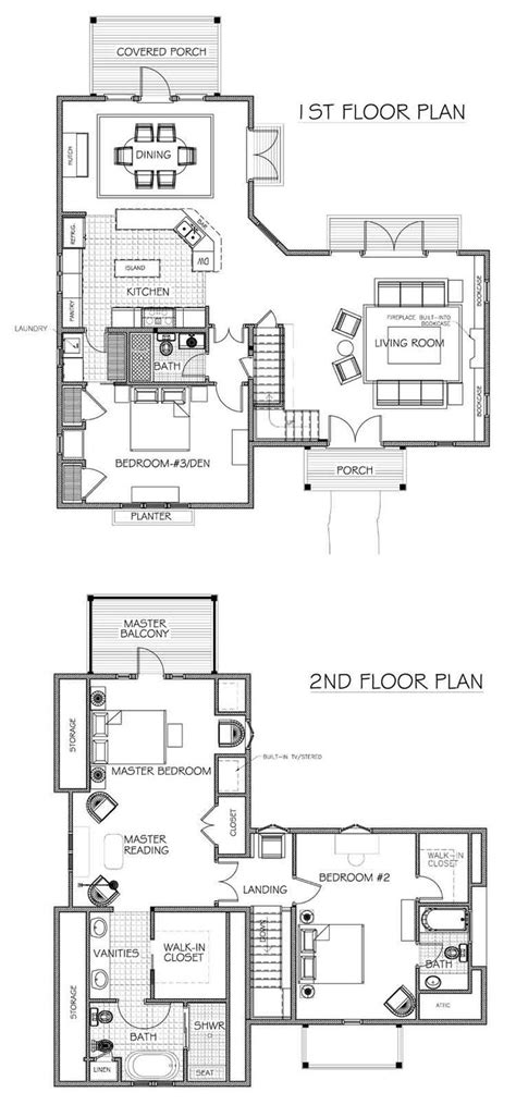 cottage floor plans 17 best ideas about cottage floor plans on