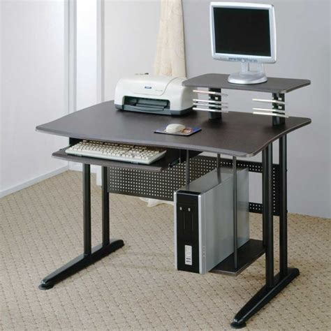 cool modern desk cool computer desks to accompany you working anytime