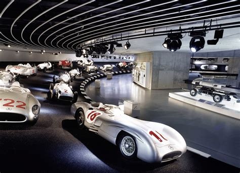 mercedes benz museum interior amazing pictures from the mercedes benz museum car news