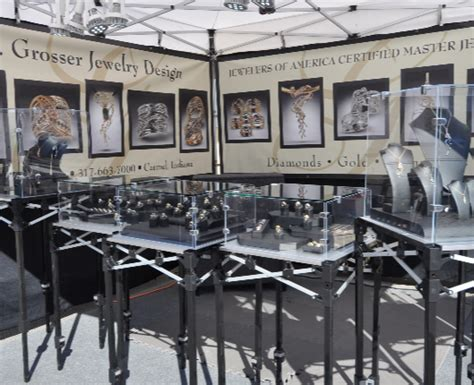 booth design olx m grosser jewelry design events carmel in