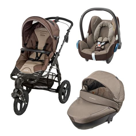 bebe confort trio high trek 2015 passeggini trio bebe