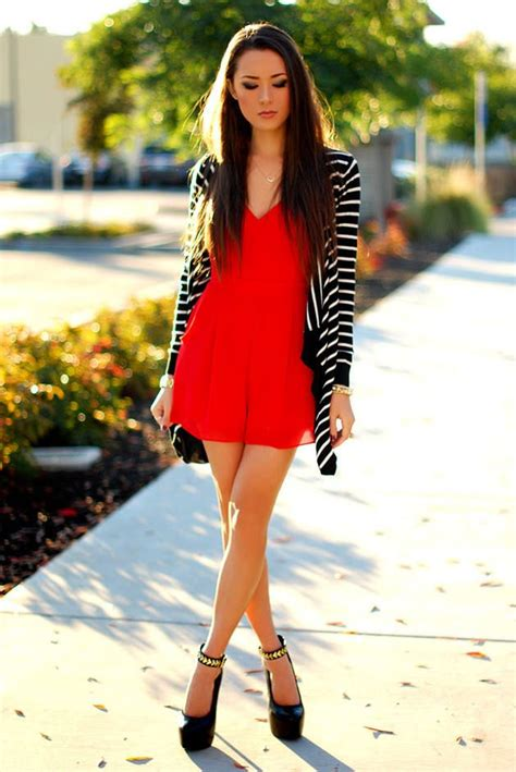 flirty outfit ideas    date glam radar