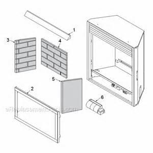 monessen gas fireplace parts monessen dfx24c parts list and diagram ereplacementparts