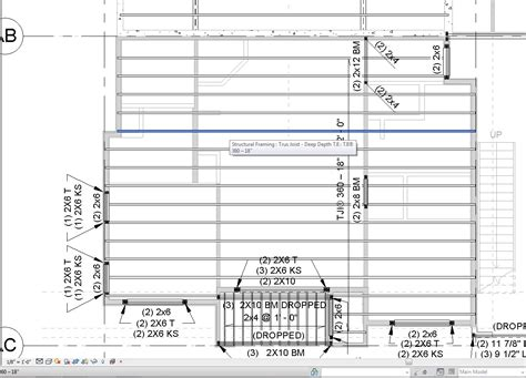floor framing plans filters in revit for structural framing plans evstudio