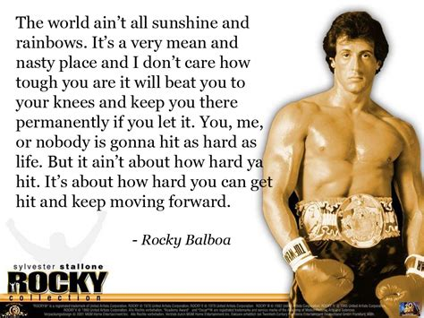film quotes rocky a quote of rocky quotesaga
