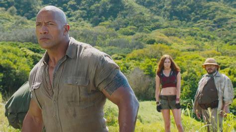 film jumanji adalah saksikan trailer perdana film sekuel jumanji