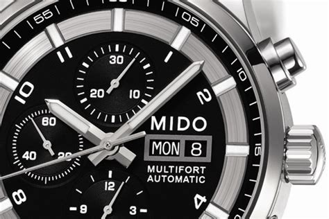 Mido Multifort M005 417 36 051 20 montre homme mido