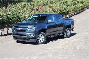 Chevrolet Diesel Colorado 2016 Chevrolet Colorado Diesel Drive