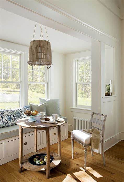 banquette breakfast nook 25 space savvy banquettes with built in storage underneath