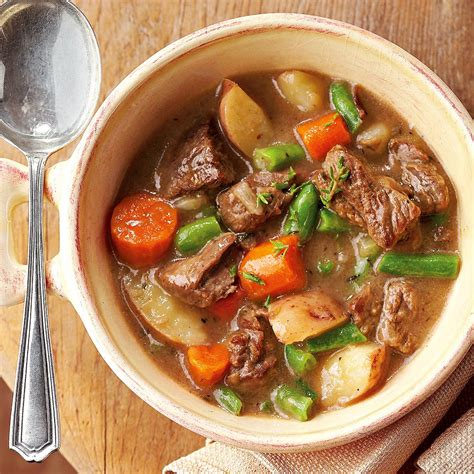 beef stew recoipe hearty vegetable beef stew recipe eatingwell