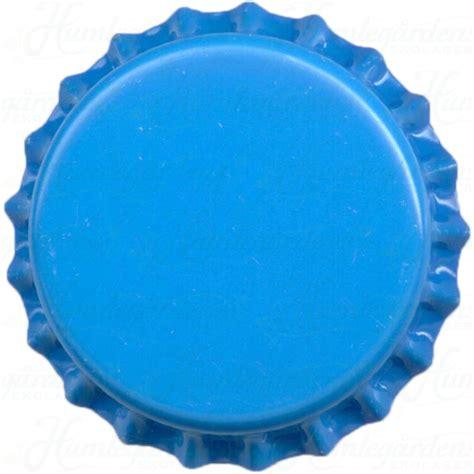 bottle cap humleg 229 rdens ekolager blue bottle caps 10000 pcs