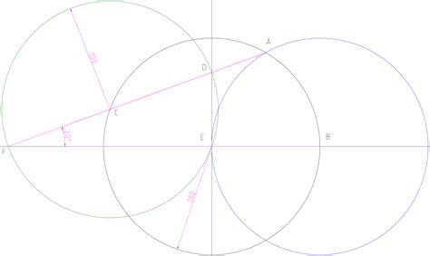 Drawing 9 Pointed by Draw A Nine Pointed Without Protractor