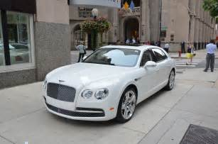 white gold bentley 2014 bentley flying spur stock b492 s for sale near