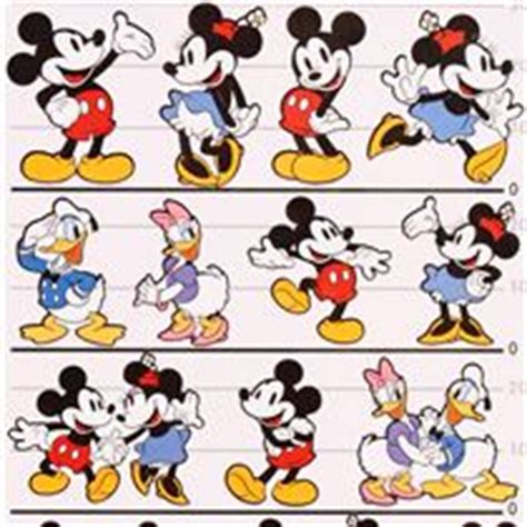 Sticker Stiker Label Pengiriman Disney Mickey Mouse Miki Tikus disney mickey mouse donald duck stickers from japan