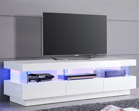 meuble tv d angle noir artzein