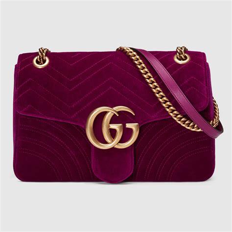 Bg771 Purple High Quality Korean Mini Handbag Shoulder Bag gg marmont velvet shoulder bag gucci s shoulder bags 443496k4d2t5671