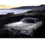 Cadillac Eldorado Coupe 1971 Pictures 1024x768