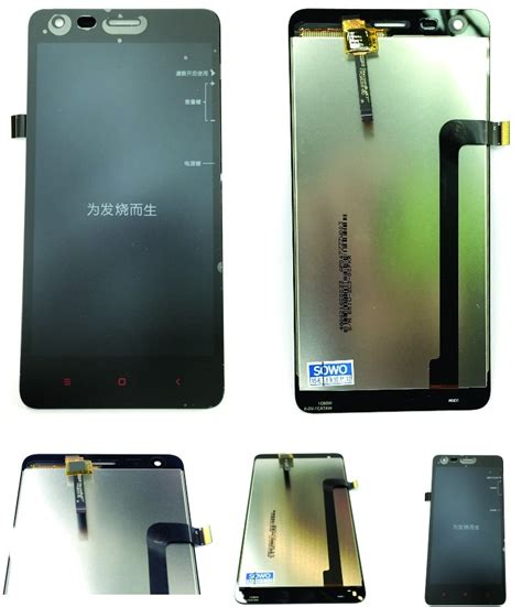 Lcd Xiaomi Redmi 2 Ori Redmi2 1 display lcd tela touch redmi2 xiaomi original r 350 00