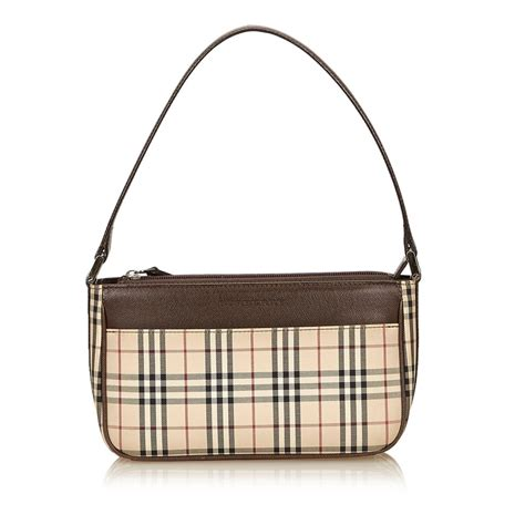 Burberry Plaid Shoulder Bag by Burberry Plaid Shoulder Bag Buy Second