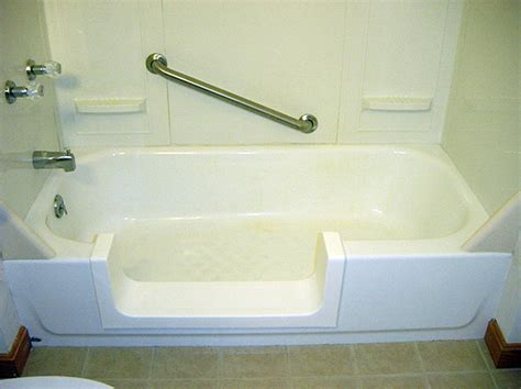 easy step bathtub to shower conversion 301 moved permanently
