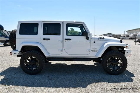 jeep sahara lifted 2016 jeep wrangler unlimited sahara rocky ridge trucks