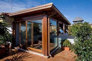 quanto costa una veranda verande in legno e vetro