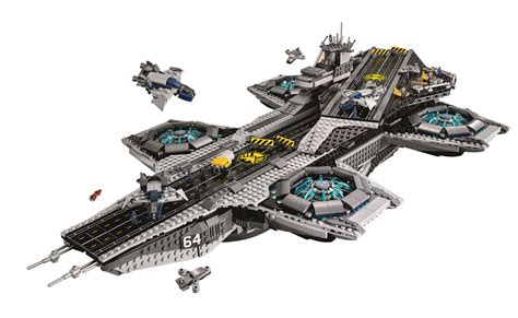 Lego Exclusive Heroes Shield Helicarrier 76044 it s official we re getting a lego ucs s h i e l d